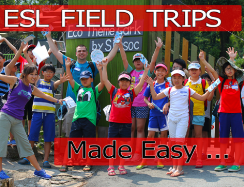 ESL Field Trip Ideas